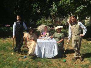 Downton Garden 2